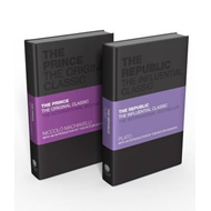 Produktbilde for Influential Classics Collection: The Republic and The Prince (BOK)