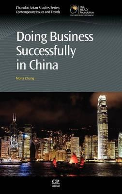 Doing Business Successfully in China (BOK)