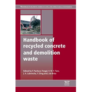 Handbook of Recycled Concrete and Demolition Waste (BOK)
