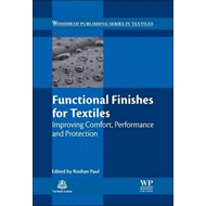 Functional Finishes for Textiles (BOK)