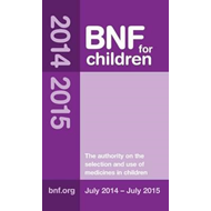 BNF for Children 2014-2015 (BNFC) (BOK)