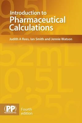 Introduction to Pharmaceutical Calculations (BOK)