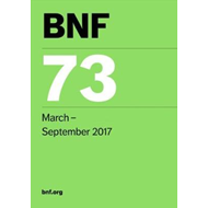 BNF 73 (British National Formulary) March 2017 (BOK)