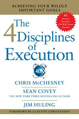 4 Disciplines of Execution (BOK)