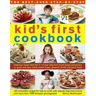 Best Ever Step-by-step Kid's First Cookbook (BOK)