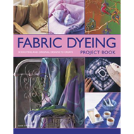 Fabric Dyeing Project Book (BOK)
