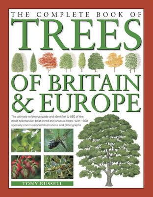 Complete Book of Trees of Britain & Europe (BOK)