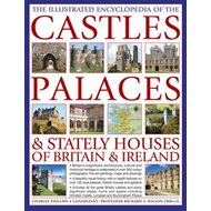 Produktbilde for Illustrated Encyclopedia of the Castles, Palaces & Stately H (BOK)