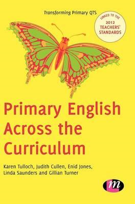 Primary English Across the Curriculum (BOK)