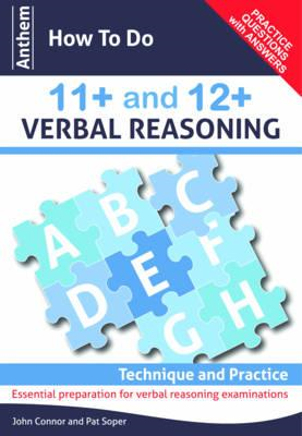 Anthem How to Do 11+ and 12+ Verbal Reasoning: Technique and (BOK)