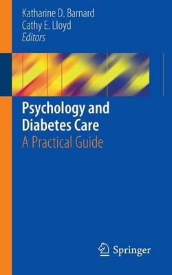 Psychology and Diabetes Care (BOK)