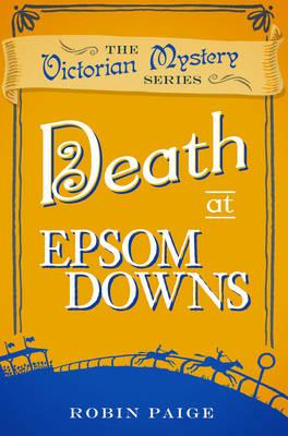 Death At Epsom Downs (BOK)