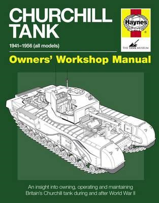 Churchill Tank Manual (BOK)