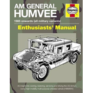 AM General Humvee Manual: The US Army's Iconic High-mobility Multi-purpose Wheeled Vehicle (HMMWV) (BOK)