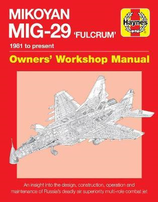 Mikoyan MiG-29 Fulcrum Manual (BOK)