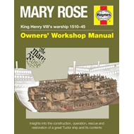 Mary Rose - King Henry VIII's Warship 1510-45 (BOK)