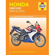 Honda CBR125R Service & Repair Manual (BOK)