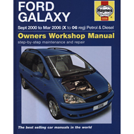 Ford Galaxy Petrol & Diesel Service and Repair Manual