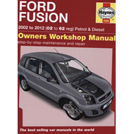 Ford Fusion Service and Repair Manual (BOK)
