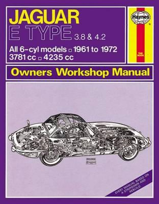 Jaguar E-type Owner's Workshop Manual (BOK)