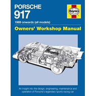 Porsche 917 Owners' Workshop Manual (BOK)