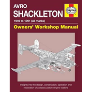 Avro Shackleton Manual (BOK)