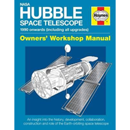 Nasa Hubble Space Telescope Owners' Workshop Manual (BOK)