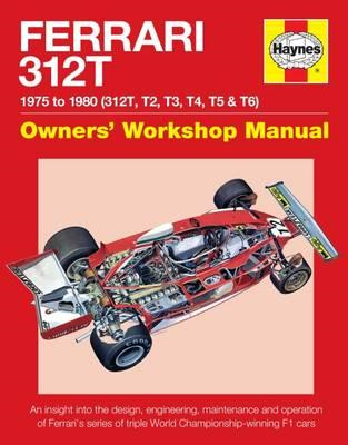 Ferrari 312T Owners' Workshop Manual (BOK)