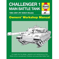Challenger 1 Main Battle Tank Owners' Workshop Manual (BOK)