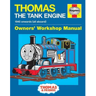 Thomas the Tank Engine Owners' Workshop Manual (BOK)