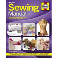 Sewing Manual: The Complete Step-by-Step Guide to Sewing Ski (BOK)