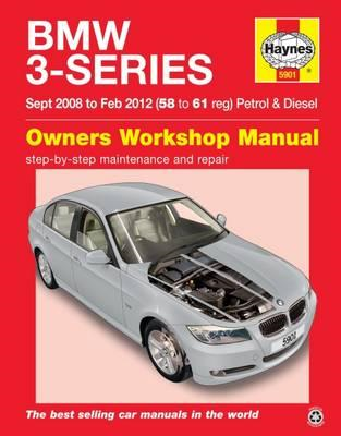 BMW 3-Series (Sept '08 To Feb '12) 58 To 61 (BOK)