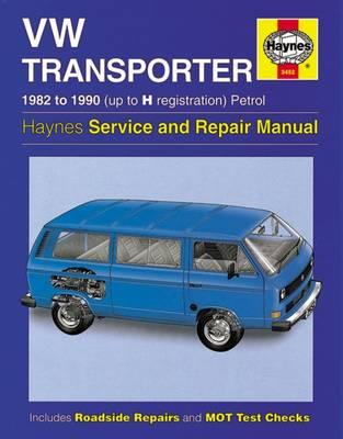 VW Transporter (Water Cooled Petrol) Service and Repair Manu (BOK)