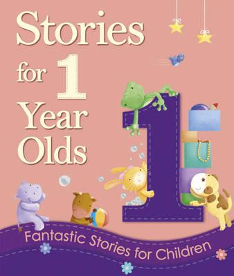 Storytime for 1 Year Olds (BOK)