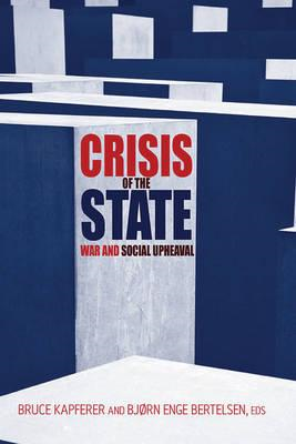 Crisis of the State: War and Social Upheaval (BOK)