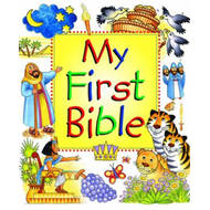 My First Bible (BOK)