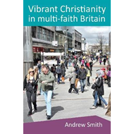 Produktbilde for Vibrant Christianity in Multifaith Britain (BOK)