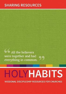 Holy Habits: Sharing Resources (BOK)