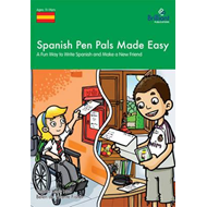 Spanish Pen Pals Made Easy KS3 (BOK)