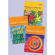 Painting is a Class Act Series Pack (BOK)