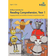 Brilliant Activities for Reading Comprehension, Year 1 (BOK)