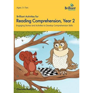Brilliant Activities for Reading Comprehension, Year 2 (BOK)