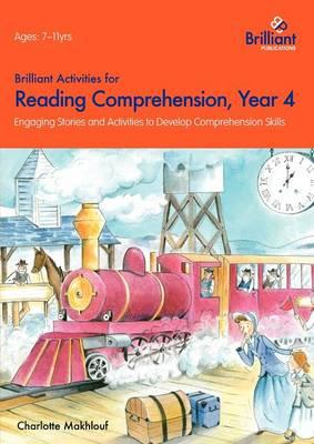 Brilliant Activities for Reading Comprehension, Year 4 (BOK)
