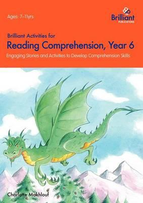 Brilliant Activities for Reading Comprehension, Year 6 (BOK)