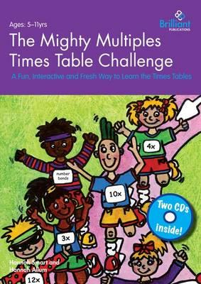 Mighty Multiples Times Table Challenge (BOK)