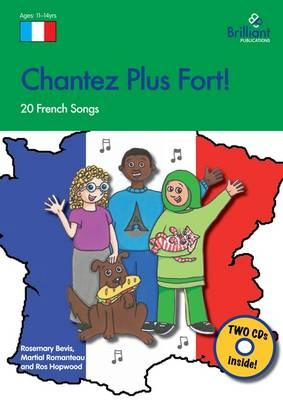 Chantez Plus Fort! (KS3) (BOK)