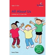 All About Us: Activities for 3-5 Year Olds (BOK)
