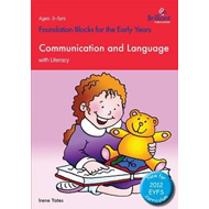 Foundation Blocks for the Early Years - Communication and La (BOK)