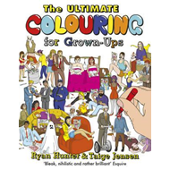 Ultimate Colouring for Grown-Ups (BOK)