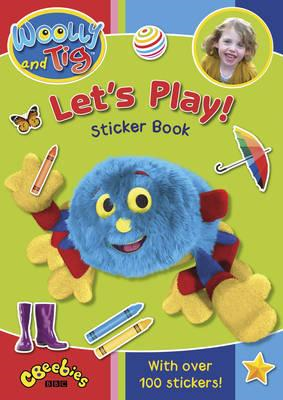 Woolly and Tig: Let's Play! Sticker Book (BOK)